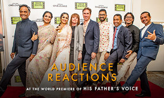 Audience Reactions for 'His Father's Voice', Hollywood, April 2019